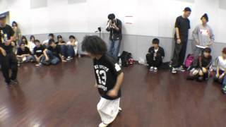COSMONAUTZ vs MONSTERS BEST32 FREESTYLE SIDE / RUN UP! × ばとる☆マギカ vol.2