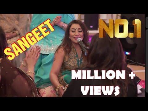 Punjabi Ladies sangeet