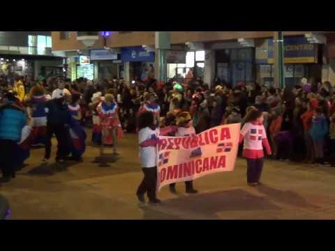 CARNAVAL DE INVIERNO 2017 PUNTA ARENAS CHILE