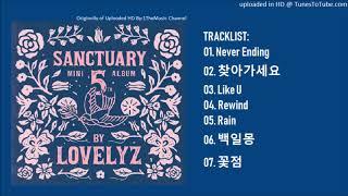 [FULL ALBUM] 러블리즈 (Lovelyz) - SancTuary (5th Mini Album)