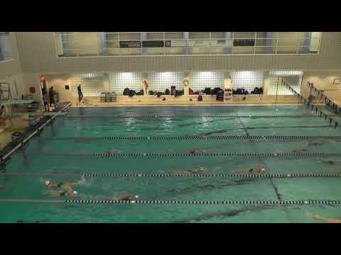 Women's Swimming & Diving vs. Hunter College