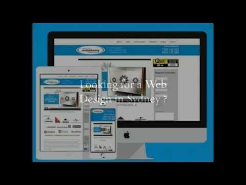 Web Design in Sydney