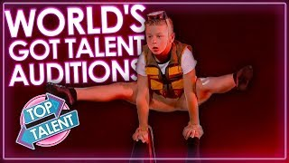Best Acts That Made The Cut on Worlds Got Talent | WEEK 12 | Top Talent