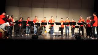 上海灘 (Face Saxophone Ensemble)