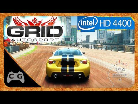 GRID Autosport Gameplay Intel HD Graphics #162