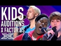 Top Kids X Factor Auditions | The X Factor US