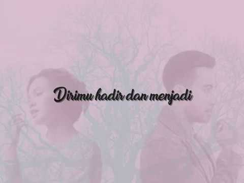 Vidi Aldiano feat. Andien - Hingga Nanti  [Lyrics Video]