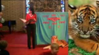 2009-02-14 Библеские Уроки для Детей - Часть 1
