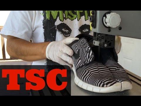 The Sneaker Chop Nike Stefan Janoski Max