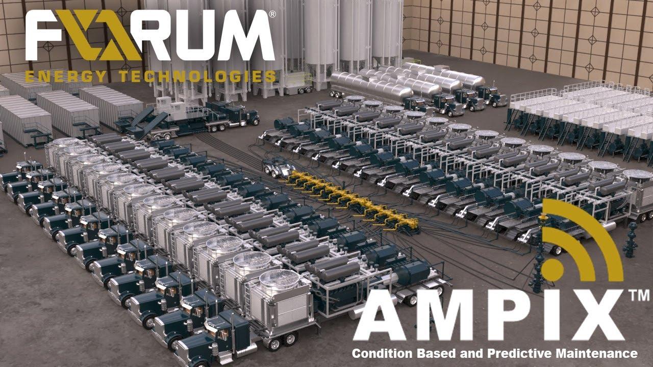 Forum Energy Technologies introduces AMPIX™ Condition Monitoring platform  for frac fleets