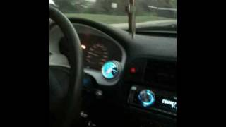 Boosted H22A Civic No Tune