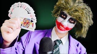 [ASMR] Joker Roleplay