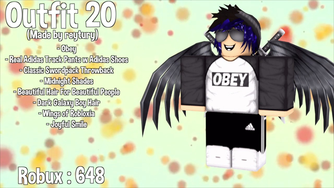 50 Awesome Roblox Outfits Fan Edition 10 Youtube