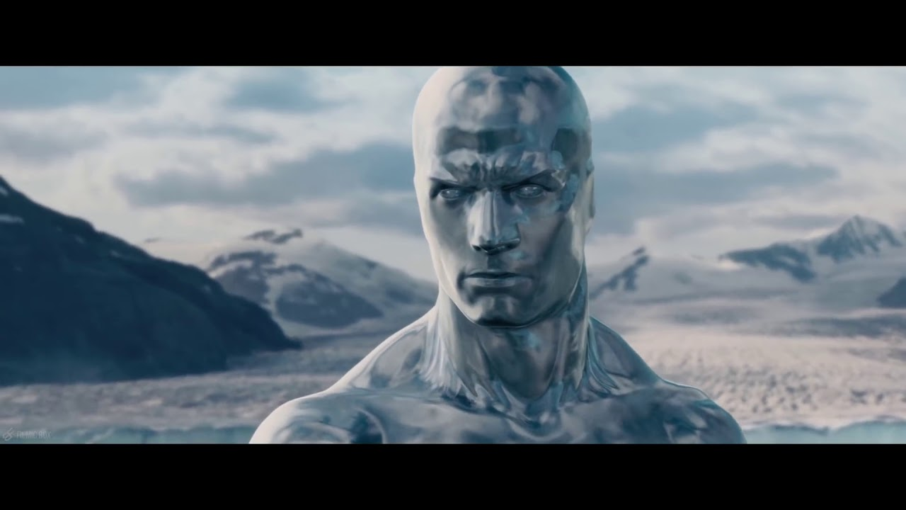 Download Dr  Doom Meets Silver Surfer   Fantastic Four Rise of the Silver Surfer 2007