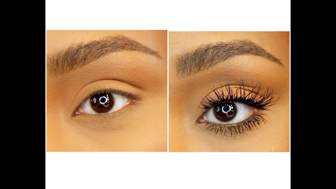HOW TO MAKE YOUR FALSE EYELASHES LOOK NATURAL - IRISBEILIN ...