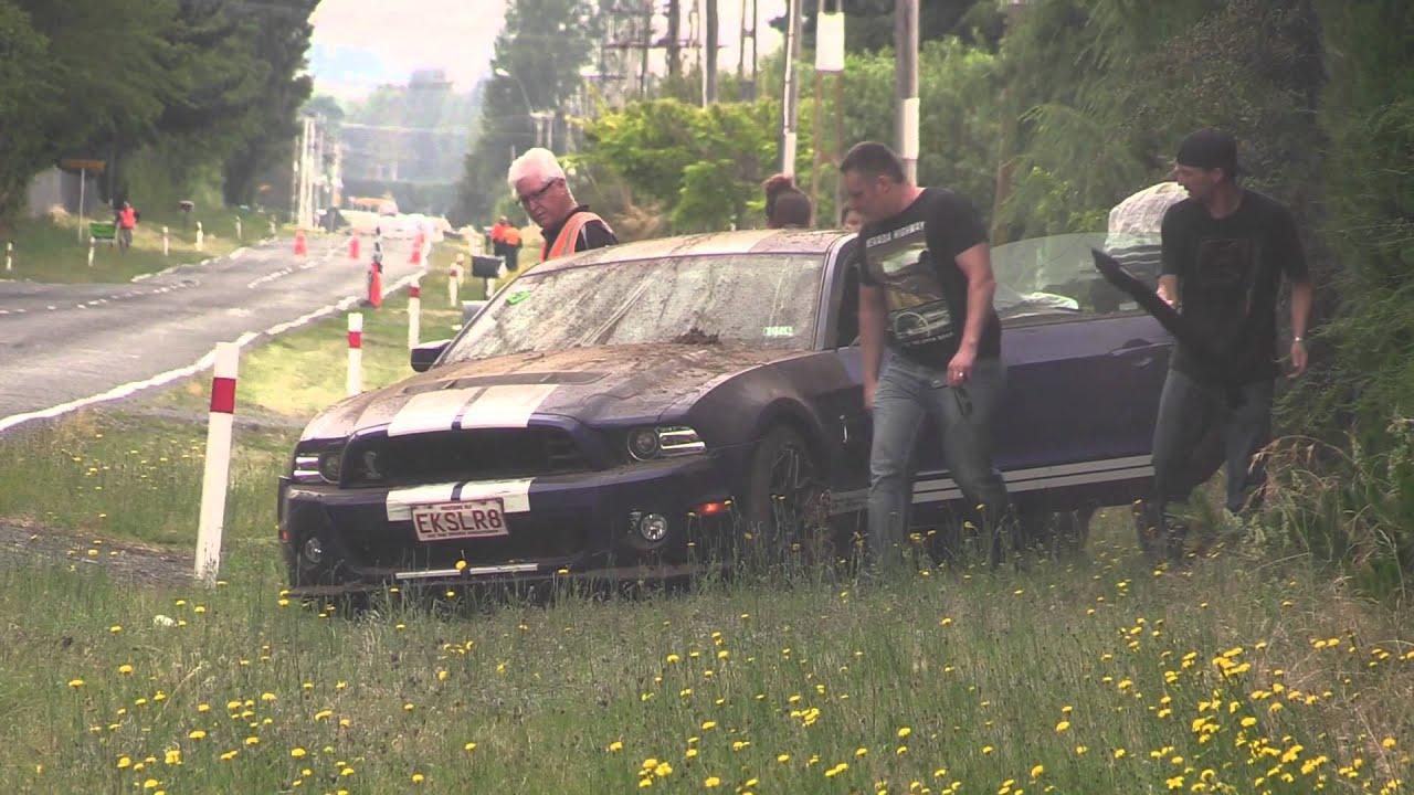 Shelby Cobra Gt500 Crash Full Version Youtube