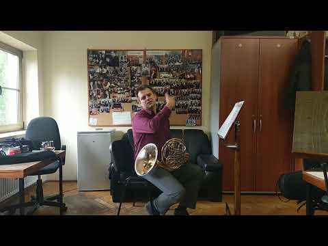 Solówki Waltorniowe - H. Wieniawski Koncert Skrzypcowy