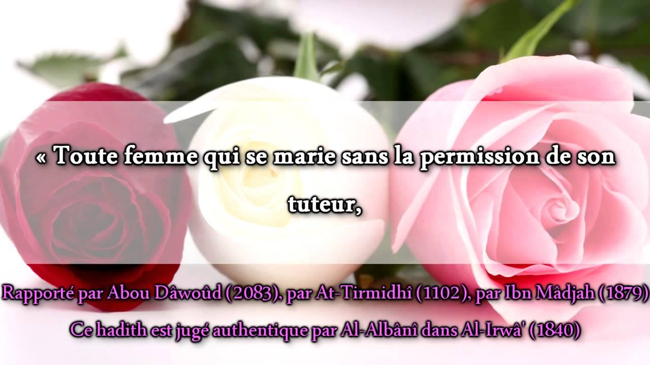 les fondements du contrat de mariage et les conditions de sa validit sheikh ali ferkous youtube - Les Regles Du Mariage Islam