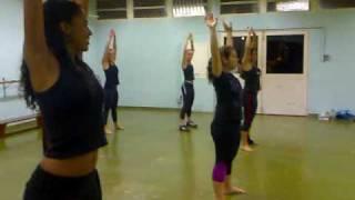 Aquecimento aula de Dança... FEF09N