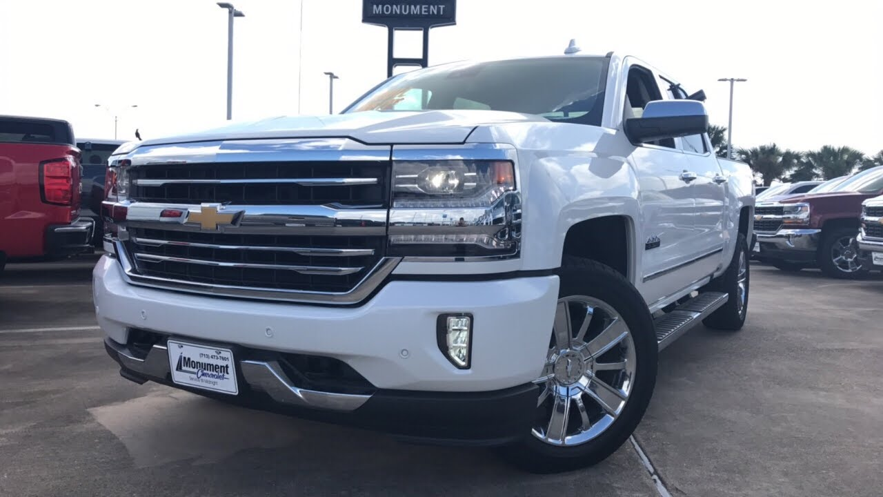 2018 Chevrolet Silverado High Country (6.2L V8) - Review ...
