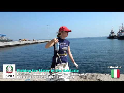 DeFishGear Actions for the Clean Adriatic Sea