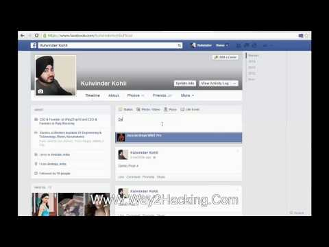 HOW TO AUTOMATICALLY DELETE ALL POSTS FROM FACEBOOK TIMELINE