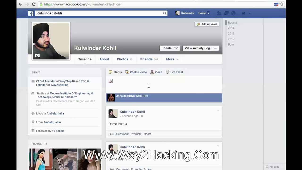How to automatically delete all posts from facebook timeline youtube how to automatically delete all posts from facebook timeline ccuart Image collections