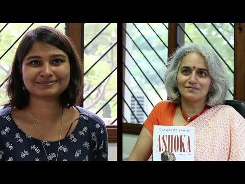 Interview with Historian Nayanjot Lahiri