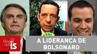 Debate: A liderança de Bolsonaro e a disputa pelo segundo lugar