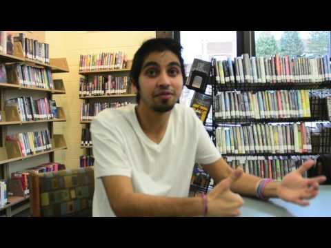 The Tecumseh Herald interviws exchange student Sushant Saini