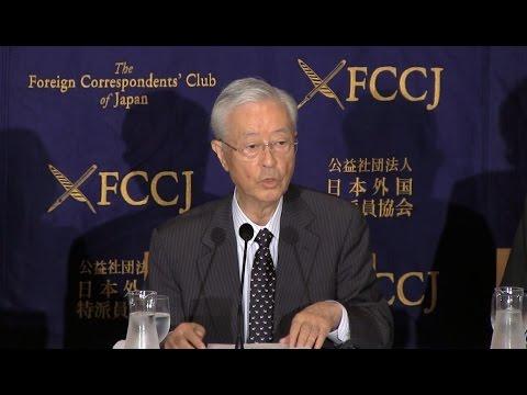 Tadae Takubo: Chairman of Japan Conference (Nippon Kaigi)