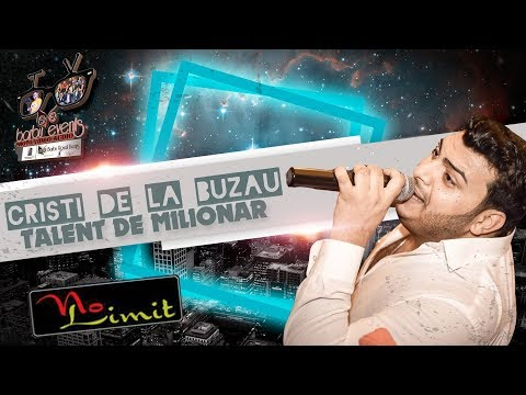 Cristi de la Buzau ❌ Talent de milionar LIVE 2020 @NoLimit By Barbu Events