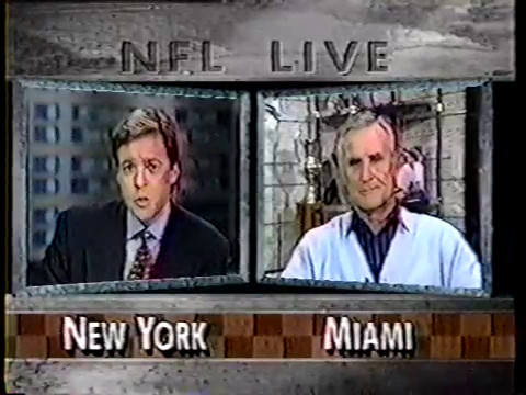 1989 Wk 16 Don Shula Interview Regarding Miami