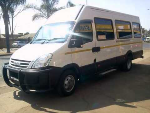 2010 IVECO DAILY A50.13 Midibus Auto For Sale On Auto Trader South Africa