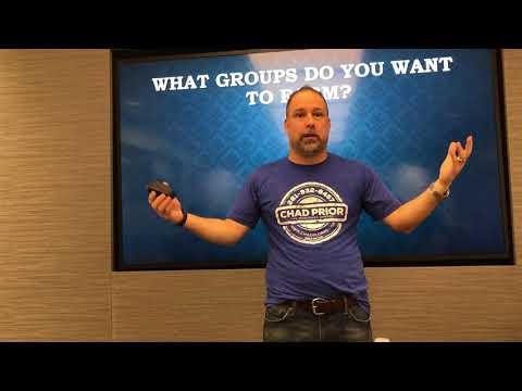 FaceBook Marketing  - Week 2, part 1