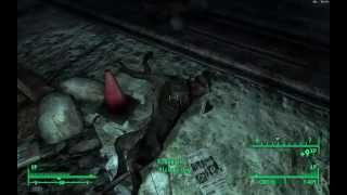 Fallout 3 GOTY Gameplay, Part 22: Leaving Metro Central to Museum Station (Let