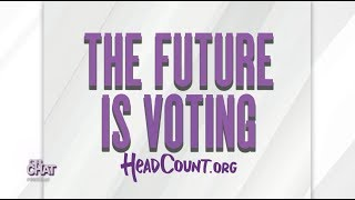 National Voter Registration Day: The Real Joins With HeadCount.org