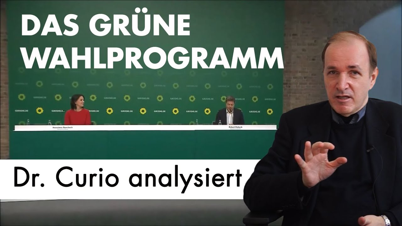 Analyse: Das grüne Wahlprogramm