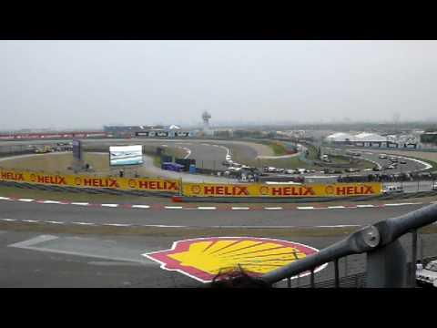 2010 F1 Shanghai Race Start