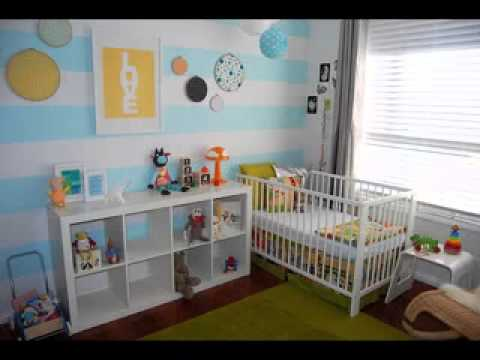 Simple DIY Baby Room Decorations Ideas