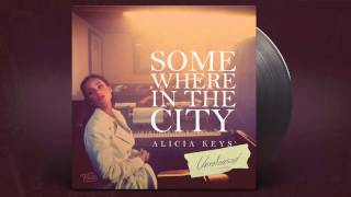 Watch Alicia Keys Somewhere In The City video
