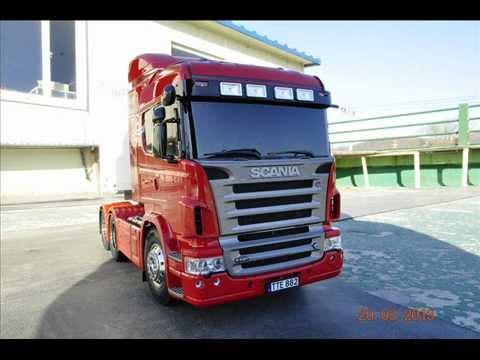 Tamiya 1 14 Scale Rc Scania R620 Highline Youtube