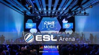Aftermovie ESL Arena MWC 2015 - #ESLArenaMWC