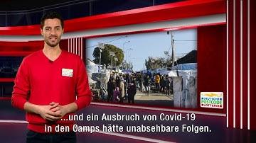 #StudioCharity – Schutz gegen Corona für die Flüchtlingscamps