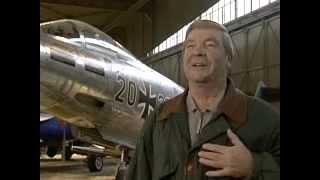 60 Jahre Bundeswehr Luftwaffe - Starfighter Pilot Harry Fisch