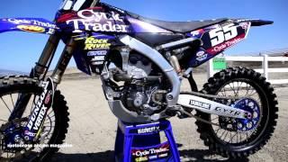 Motocross Action tests Alex Martin