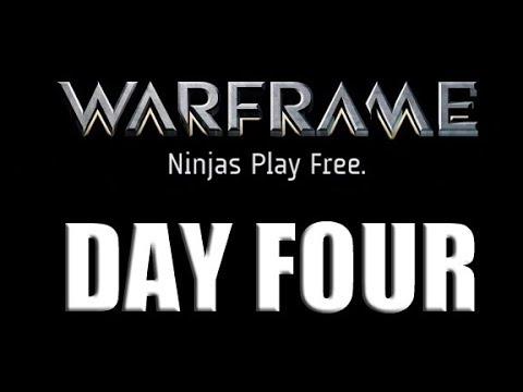 Warframe FTPlaythrough Day 4 - Stream Archive thumbnail