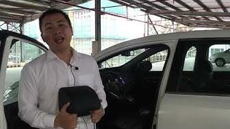 Lái Xe An Toàn - Bí Mật Chiếc Gối Tựa Đầu Xe Honda Ô tô