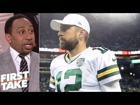 The Packers are DONE. - Stephen A. Smith | First Take