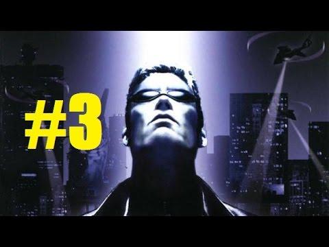 Deus Ex Walkthrough Part 3: Battery Park